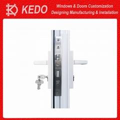 Aluminum Glass Doors High Quality Casement Door Hinged Door and French Door