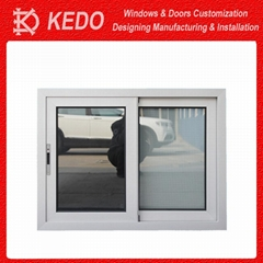 High Quality American Approval Zambia Aluminum Sliding Windows