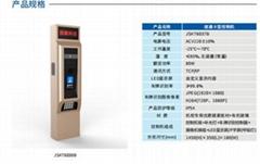 廣西柳州桂林捷順JSKT6030速通停車場控制機