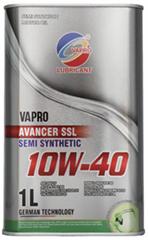 vapro威保金屬罐10W-40半合成汽車機油馬來西亞