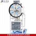 批發35-100升數顯手輪式全自動壓力蒸汽滅菌器 立式高壓消毒鍋 3
