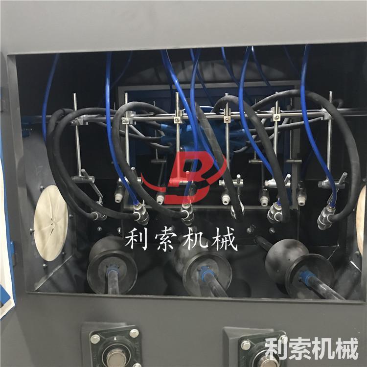 圓管噴砂機 利索圓管外壁自動噴砂機 3