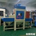 焊接件喷砂机 焊接件粗化自动喷