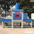 利索亞克力蒙砂輸送式自動噴砂機 2