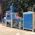 利索亞克力蒙砂輸送式自動噴砂機 5