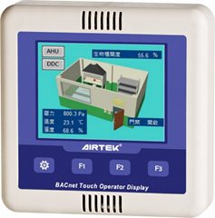 BACnet Operator Touch Display Panel