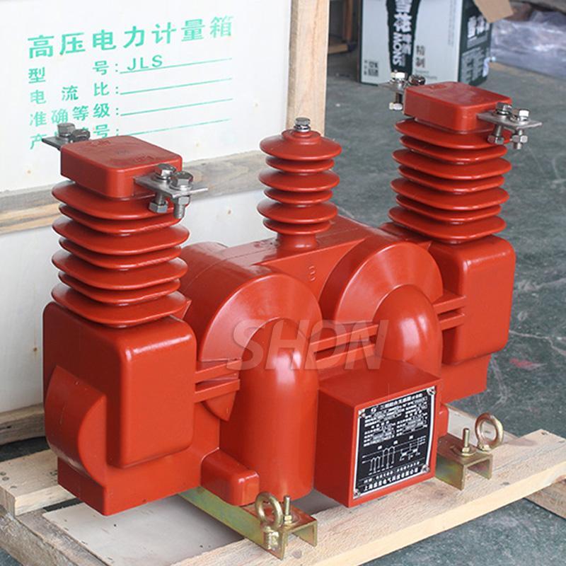 上海飞控实业干式高压计量箱JLSZV-6、10W组合式互感器 3