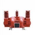上海飞控实业干式高压计量箱JLSZV-6、10W组合式互感器 4
