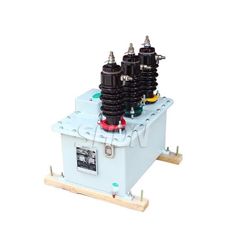 上海飞控实业高压电力计量箱JLS-10户外油浸式组合互感器 3