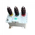 上海飞控实业高压电力计量箱JLS-10户外油浸式组合互感器 4