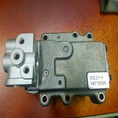 OE TYPE hydraulic  main pump part component regulator heavy equipment