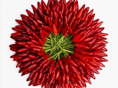 Red Pepper Extract Capsaicin 4