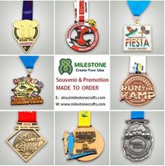 customed metal medal
