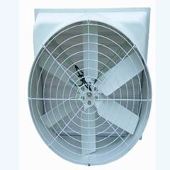 玻璃钢工业负压风机通风降温