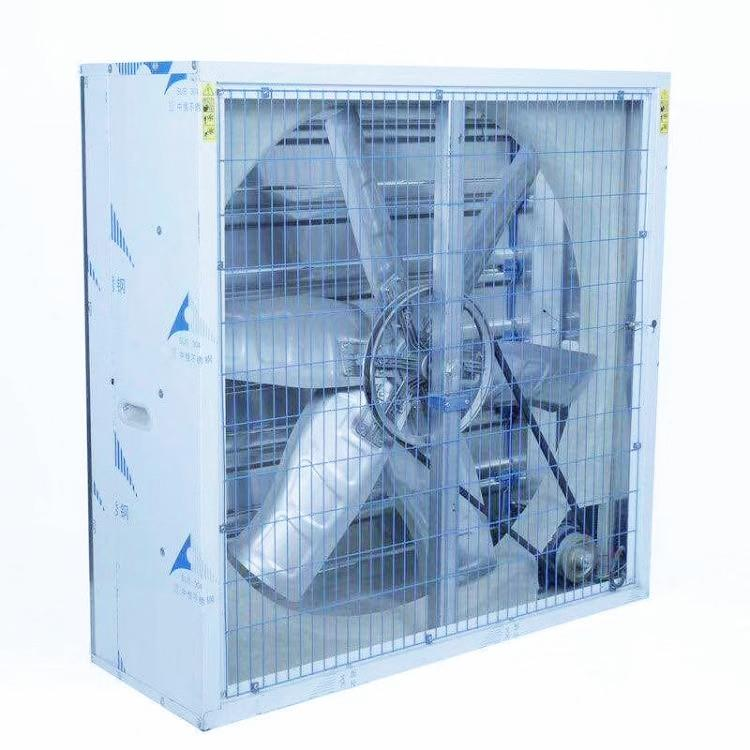 China supplier negative pressure axial industrial powerful ventilation extractor 2