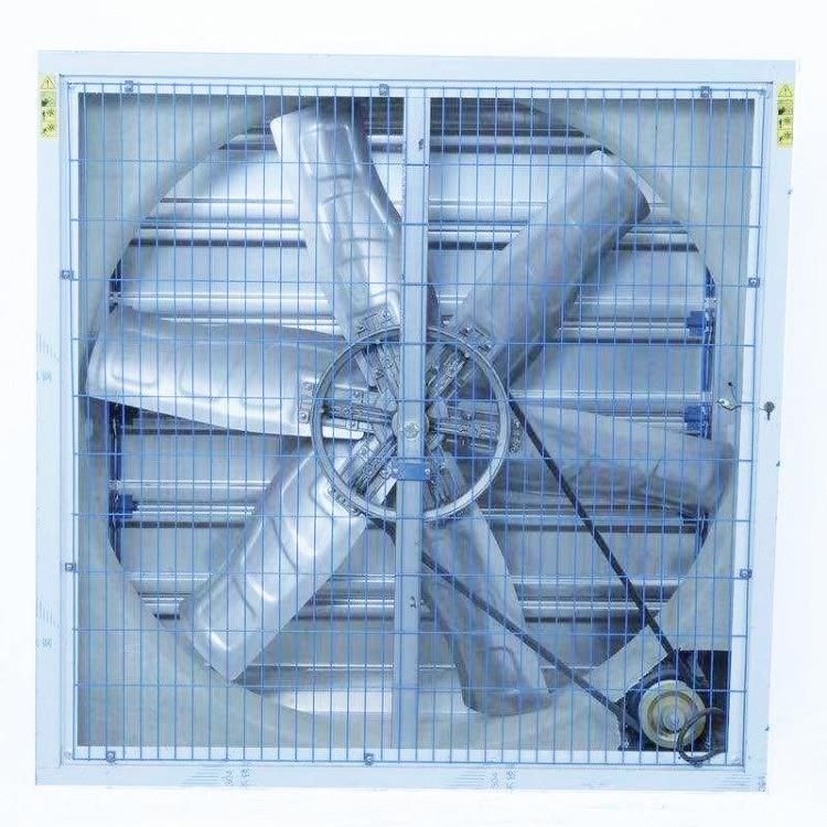 China supplier negative pressure axial industrial powerful ventilation extractor 1
