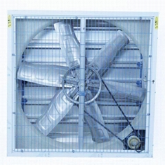 China supplier negative pressure axial industrial powerful ventilation extractor