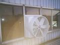 Poultry house FRP negative pressure ventilation cone fiberglass inline exhaust f 2