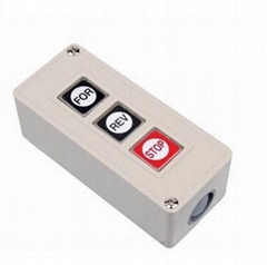 3 Position on off Push Button Control Switch Box for Boom Barrier Gate