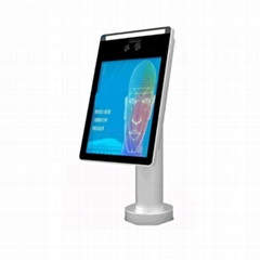 Touch Screen Biometric Security Automatic Access Control Face Recognition System
