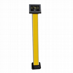 Simple RFID Card Reader Parking Stand Column Box