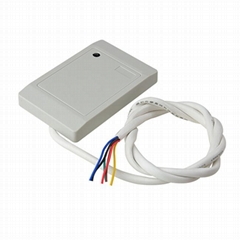Excelsoo Waterproof Wiegand 26/34 Output RFID Access Control System Em Card Read