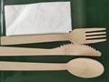 restaurant Tableware Napkin Fork Spoon