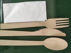 restaurant Tableware Napkin Fork Spoon Toothpick Packaging Machine