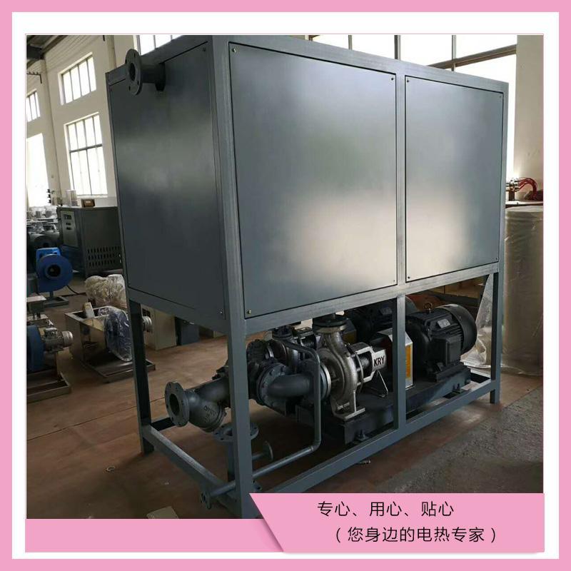 纺织印刷行业配套导热油炉 轧筒导热油加热器 4