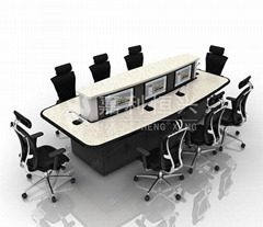 control room One-piece Conference Table