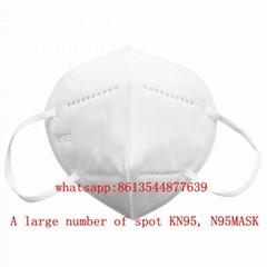 5 PCS KN95 Regular Masks