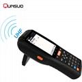 IP65 UHF Industrial r   ed handheld