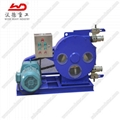 Multifunction heavy duty Hose Peristaltic Pump 3