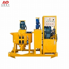 WGP300/300/75PI-E dam and tunnel grout plant machine for sale