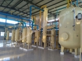 Main Wheat Germ Oil Extraction Process