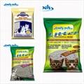 Wholesale Deodorizing Dust-free Antibacterial Eco-friendly Bentonite Cat Litter 5