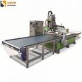 Honzhan HZ-ATC1325BD Woodworking CNC