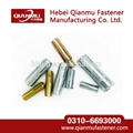 Various Types Of Fasteners And Drop in Anchor Expansion Bolt