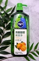 vegetable washing-up liquid