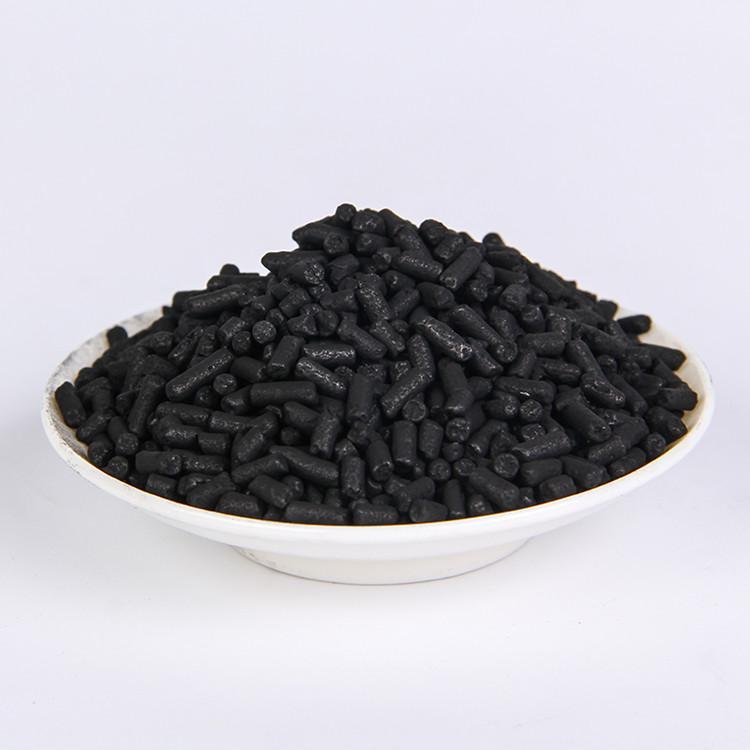 高強度柱狀活性炭 貴金屬催化劑載體 2