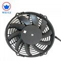 Factory Supply Auto 24/12v AC Fan Radiator Condenser Fan For auto Parts