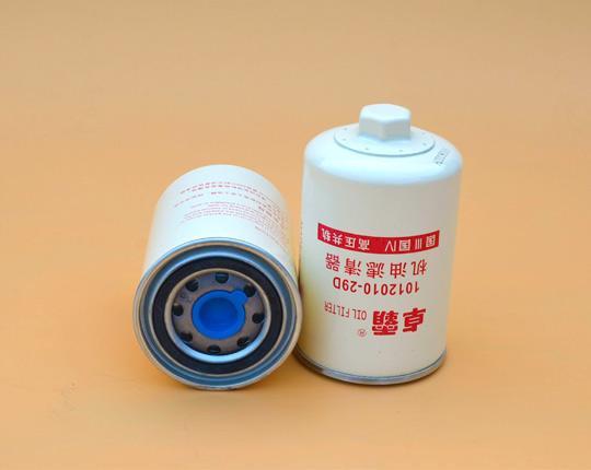 一汽歐三機油濾清器 1