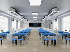 多元化智能吊装生物实验室