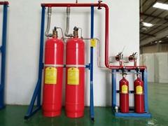 管網式七氟丙烷