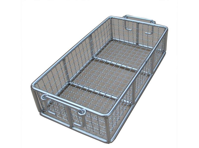 Stainless Steel Wire Basket  Wire Baskets & Trays  1
