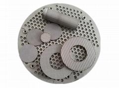 Multi-layered Sintered Filter Disc  Sintered Mesh Laminates    Filters & Baskets