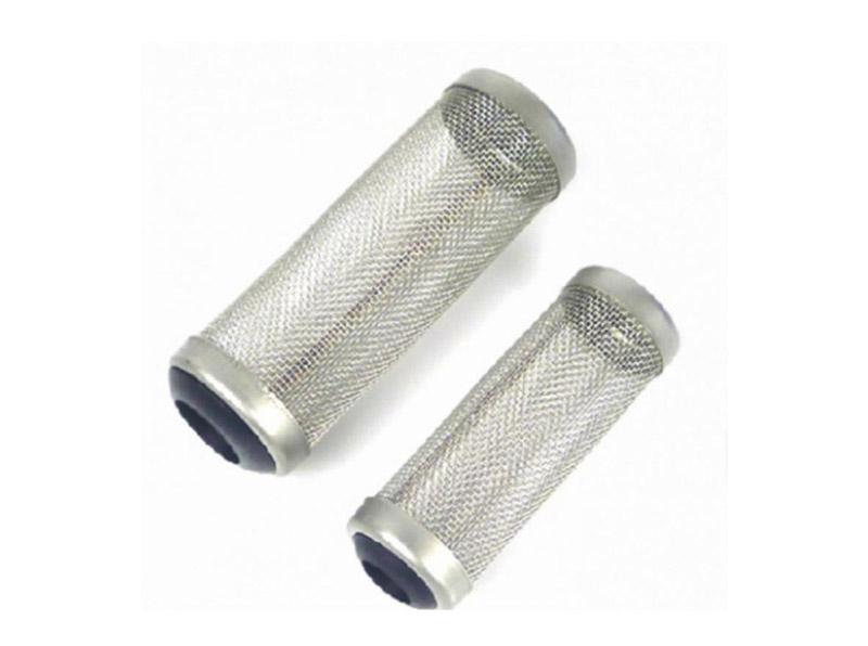 Aquarium Filter Guard Stainless Steel Metal Filter Tube 1