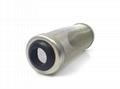 Aquarium Filter Guard Stainless Steel Metal Filter Tube 2