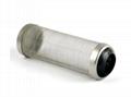 Aquarium Filter Guard Stainless Steel Metal Filter Tube 3