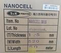 供應硬質泡棉HM/VHM硬質腳墊韓國PORON 4